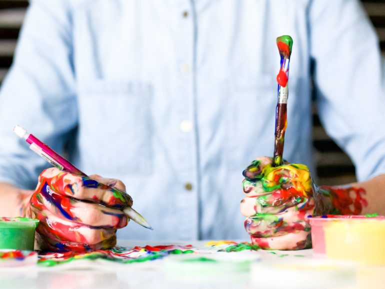 Your 4 Step Guide On How to be More Creative in Your Marketing Without Designing a Single Piece of Art.