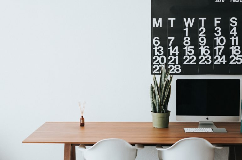 Get Your Sh*t Together: Creating a Social Media Content Calendar